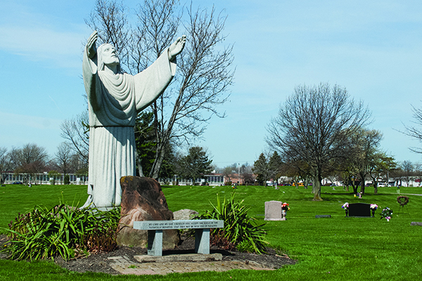 Gethsemane at Holy Cross Cleveland